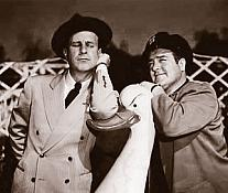 Bud Abbott and Lou Costello